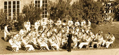University of Miami Band 1933