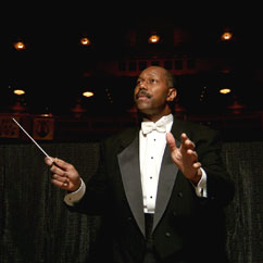 Willie Anthony Waters, B.M. '73